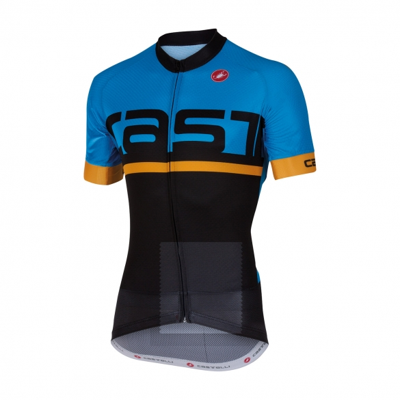 Castelli Meta jersey black/blue men 16016-010  CA16016-010