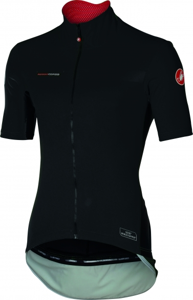 Castelli Perfetto light short sleeve jersey black men 16045-010  CA16045-010