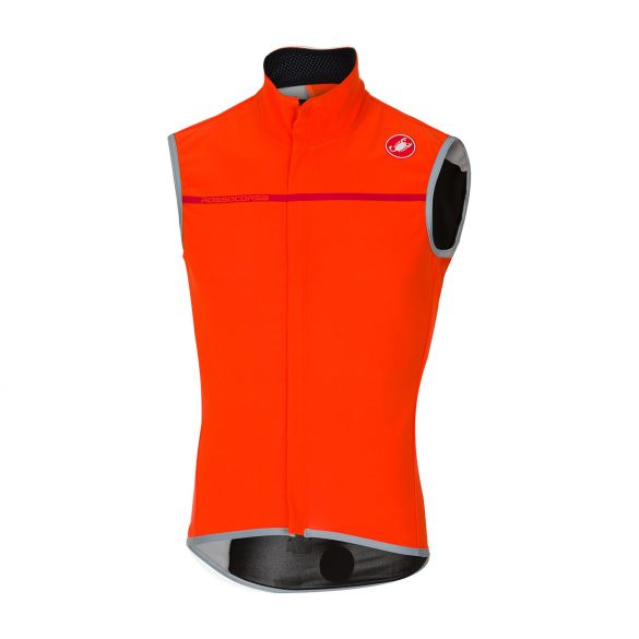 Castelli Perfetto vest orange men  16508-034