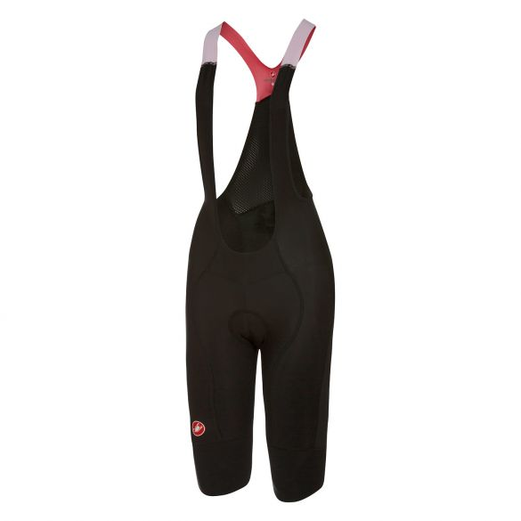 Castelli Omloop W thermal bibshort black women 16581-010  16581-010