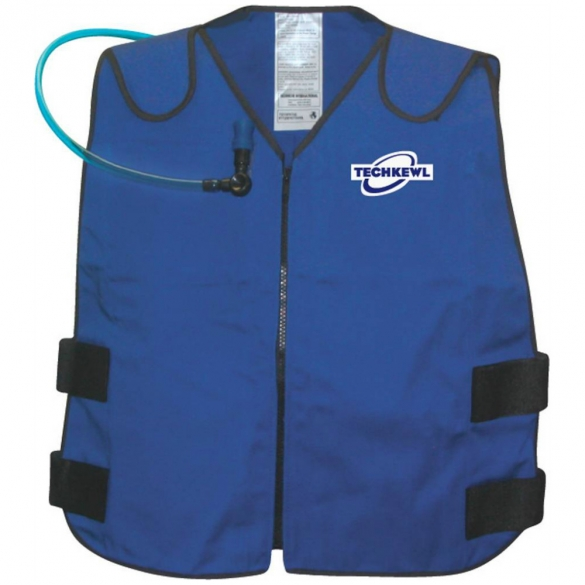 TechNiche TechKewl cooling vest with hydration system Phase Change  6627