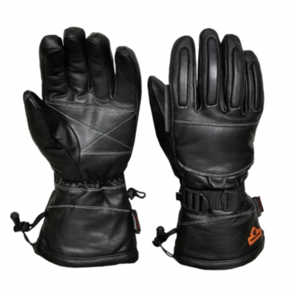 TechNiche ThermaFur leather motorcycle gloves  5580