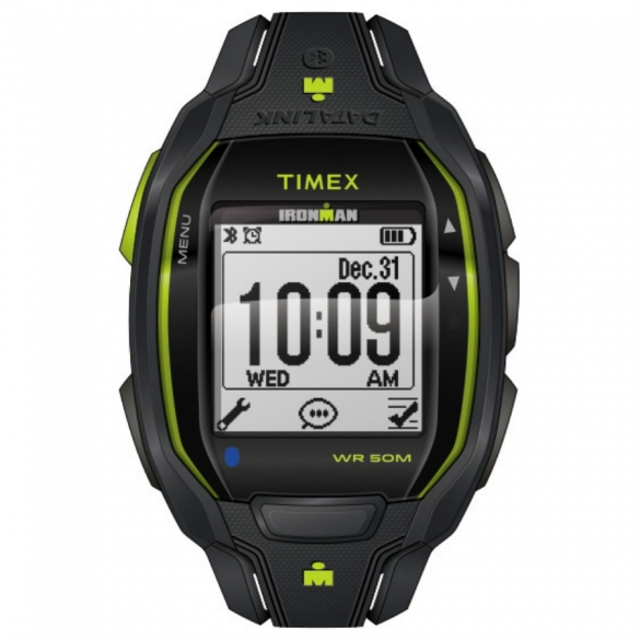 Timex Ironman sports watch Run x50+ Anthracite/lime TW5K84500  00461721