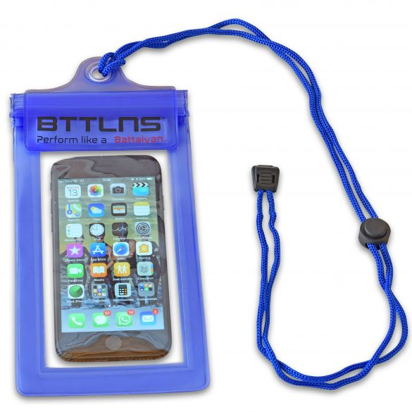 BTTLNS Waterproof phone pouch Iscariot 1.0 blue  0317011-059