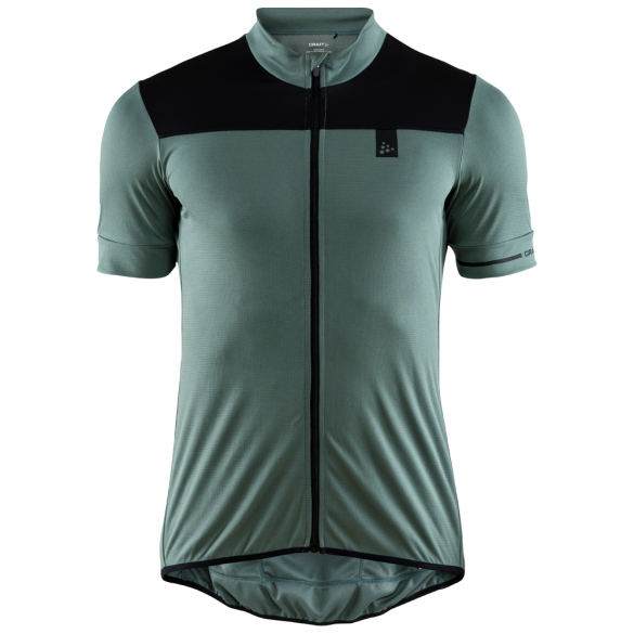 Craft Point cycling jersey green men  1906098-615999