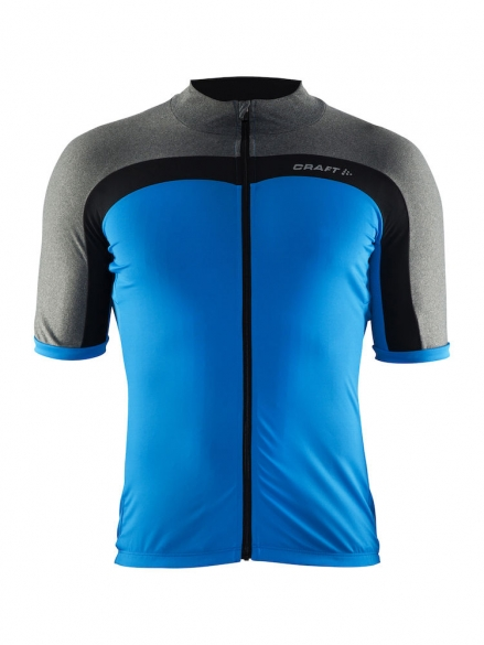Craft Velo cycle jersey grey/blue men  1903993-2355