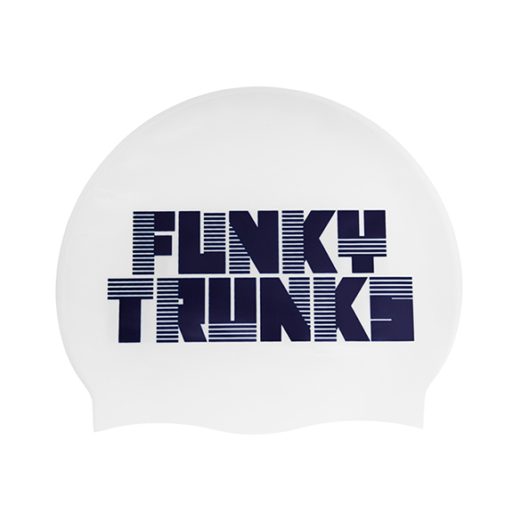 Funky Trunks Silicone swimming cap Space Cadet  FT9902463