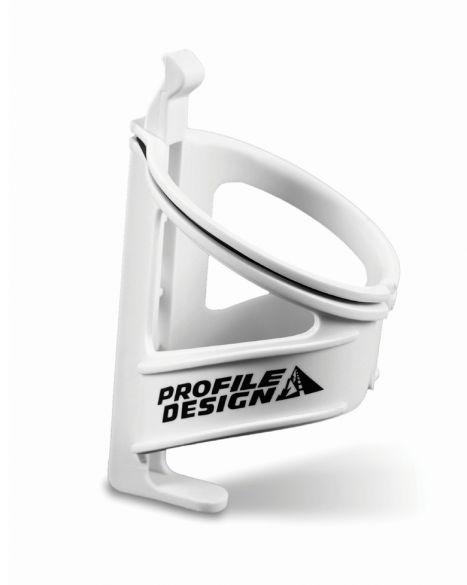 Profile Design Kage bottle cage white  3590-321