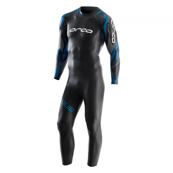 Orca Equip full sleeve used wetsuit men size 7  HVN4-GBRKT7