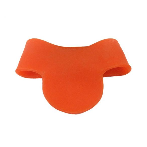 Mugiro wetsuit neck protector orange  MSN S001