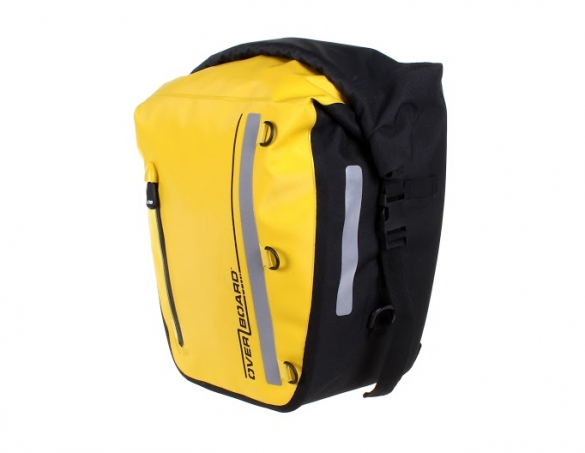 Overboard Classic Bike Pannier yellow - 17 liters  OB1159Y