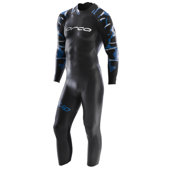 Orca Equip full sleeve used wetsuit men size 11  FVN4-GBRKT11