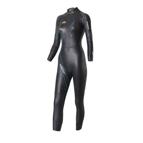 Blueseventy Reaction wetsuit women  WSRFS-17-BLK-W