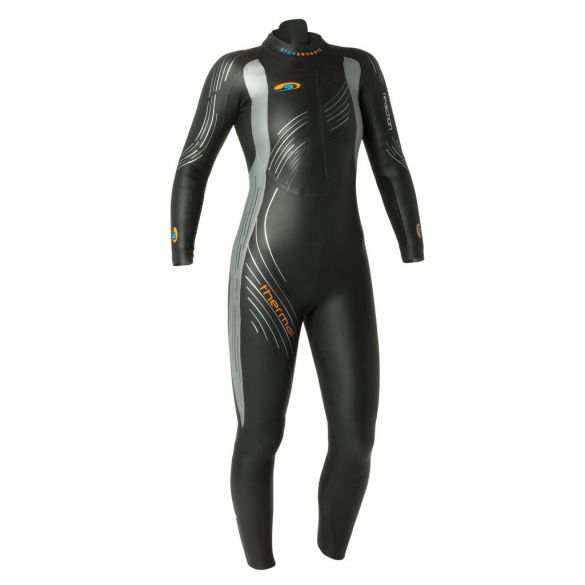 Blueseventy Thermal Reaction wetsuit women  WSTRS-18-BLK-W