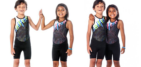 Triathlon kids