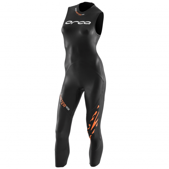 Orca Openwater RS1 sleeveless wetsuit women  JVNM