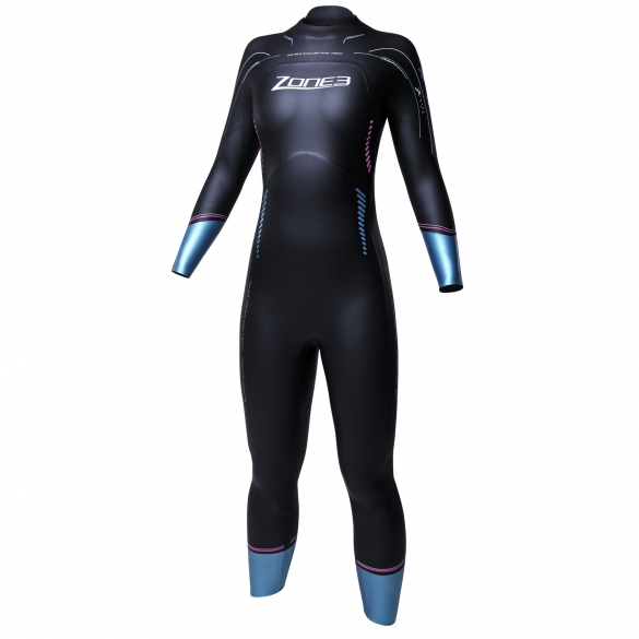 Zone3 Vision (2017) demo wetsuit women size S  16050DEMOS