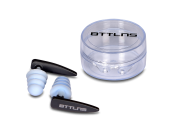 BTTLNS Echo 1.0 earplugs black/blue