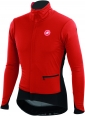 Castelli Alpha jacket red/black mens 14502-023