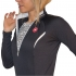 Castelli Cromo cycling jersey navy blue/raspberry ladies 14558-070  CA14558-070