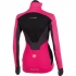 Castelli Trasparente due W cycling jersey raspberry ladies 15560-011  CA15560-011