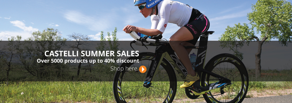 Castelli summer 2017 sale